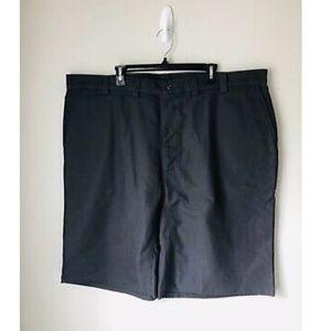 NWT Wrangler Work Wear Charcoal Gray Shorts - 46